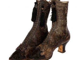 Erzsébet királyné cipője