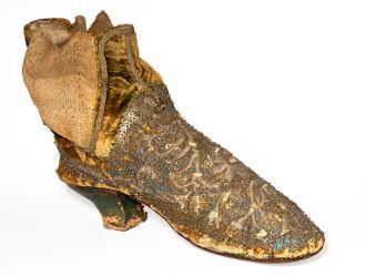 Sokác báli cipő