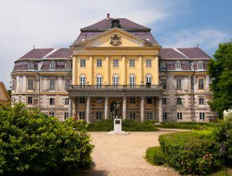 A körmendi Batthyány kastély főépülete