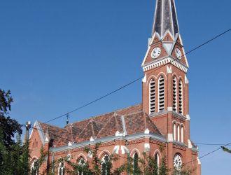 A körmendi evangélikus templom