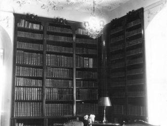 A könyvtár az 1930-as években