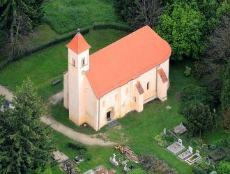 Az őriszentpéteri katolikus templom