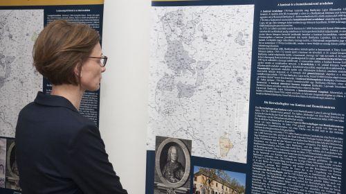 Batthyány uradalmak kiállítás Veszprémben