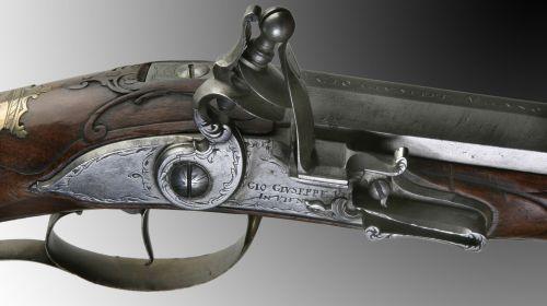 A vitéz Batthyányak fegyvertára