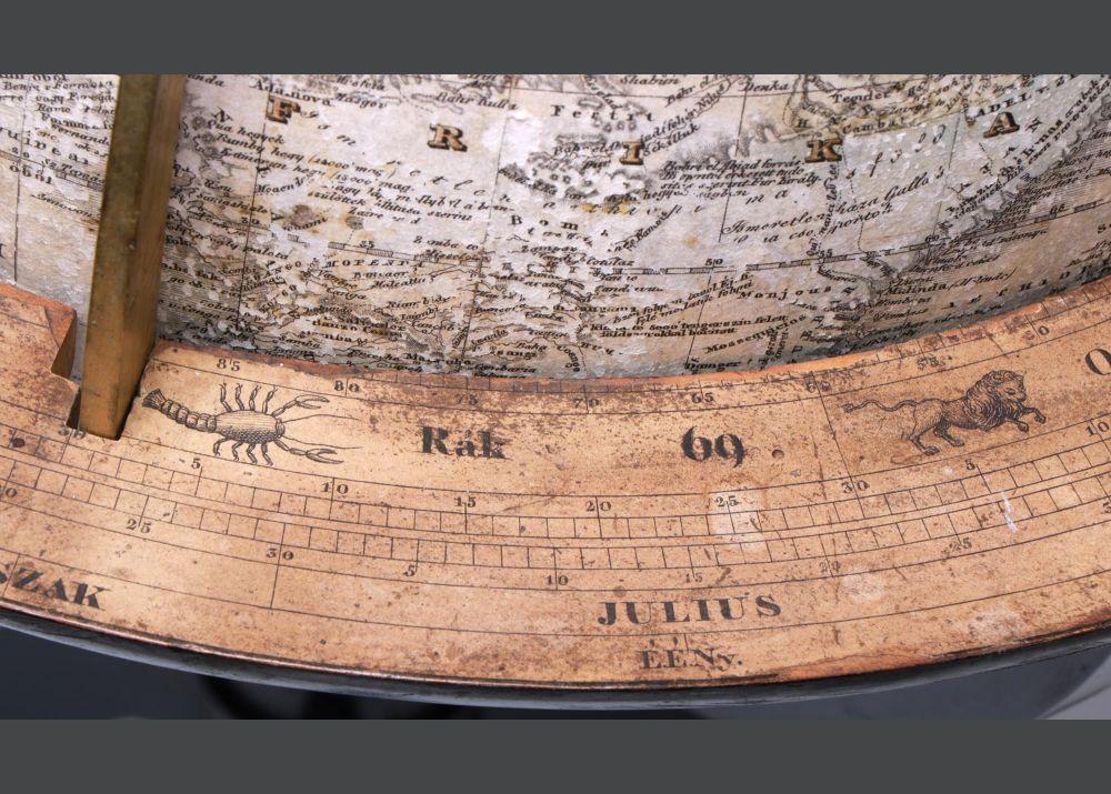 Nagy Károly-féle földgömb