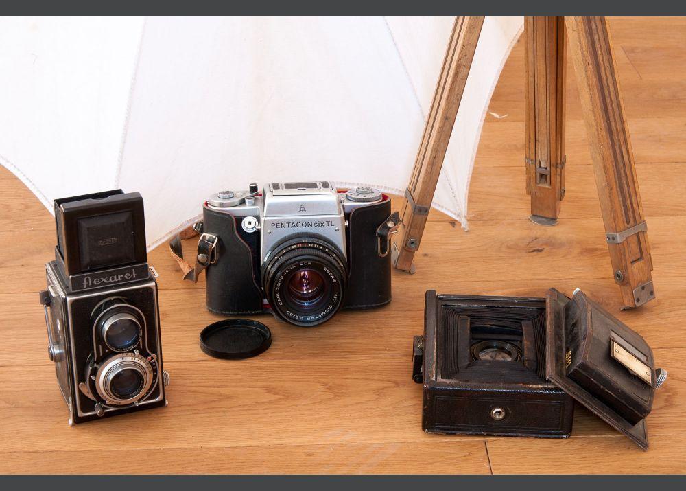 Tóth fényképezőgépek
